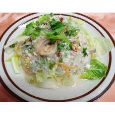SILVER NOODLE SALAD (Yum Woonsen)