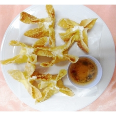 CREAM CHEESE WONTON
